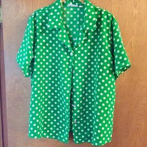Susan Graver blouse